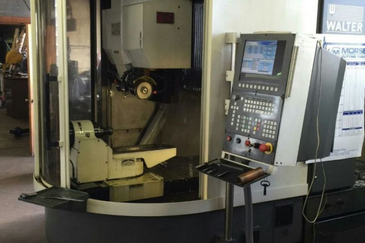 In-House Grinding